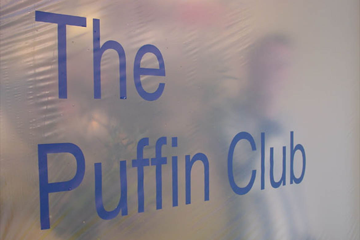 The puffin club | 2003