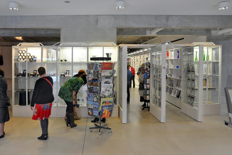 Museum Shop – Museum Boijmans van Beuningen | 2008
