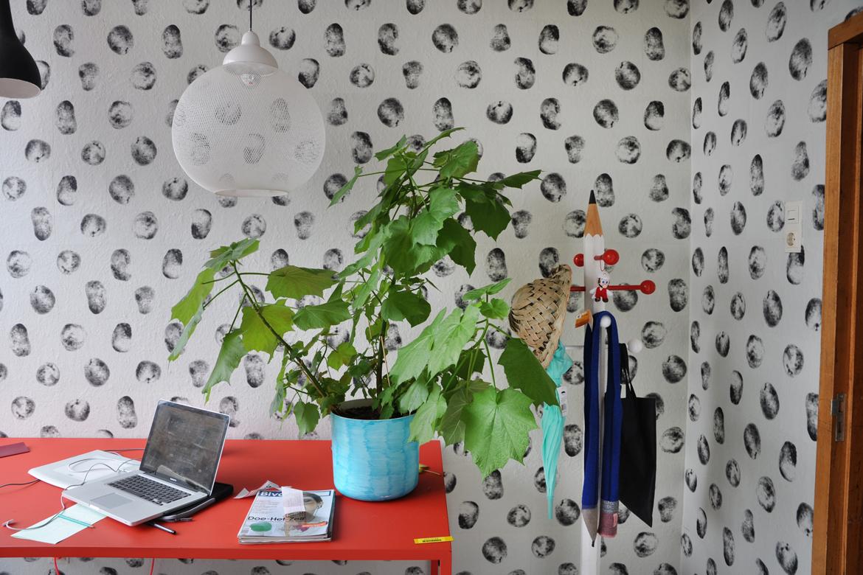 DIY Free Potato wallpaper | 2009