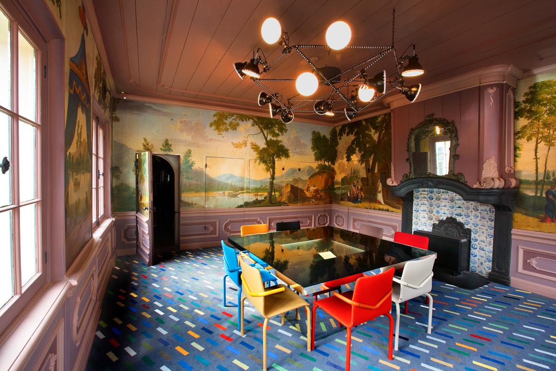 Regent Chamber at Museum Het Dolhuys | 2010